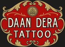 Daan Dera Tattoo Logo
